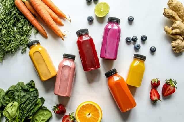 瓶詰め野菜・果物・ジュース