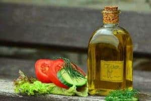 ヘルシーな植物油