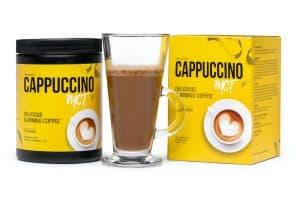 Cappucino MCT の脂肪質バーナー