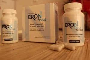 テーブルの上のEron Plus、効力サポート