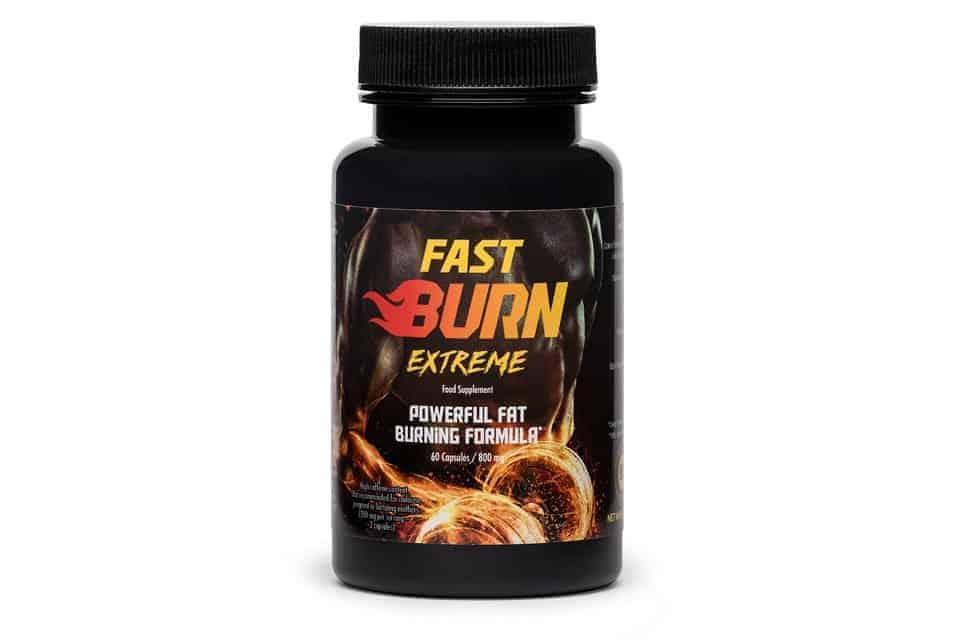 Fast Burn Extreme 最高の脂肪質バーナー