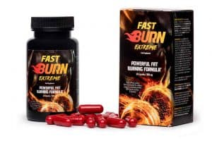 Fast Burn Extremeカプセル