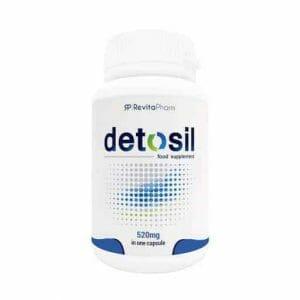 Detosilデトックスサプリ