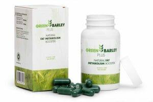 Green Barley Plusカプセル
