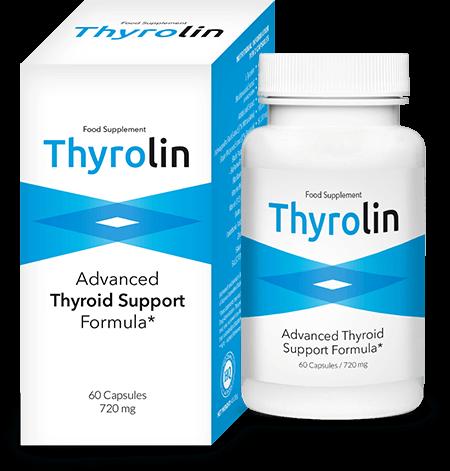 Thyrolin甲状腺サポートカプセル