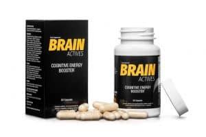 Brain Actives脳サポートサプリメント