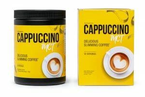 カプチーノ Mct 痩身コーヒー