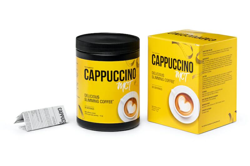 カプチーノMct.スリミングコーヒー