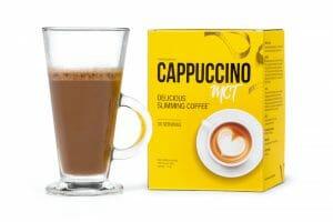Cappuccino MCT 痩身コーヒードリンク
