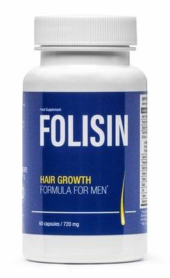 Folisin脱毛サプリ