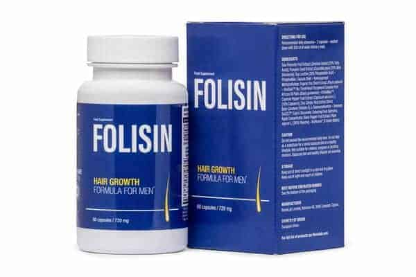 Folisinカプセル