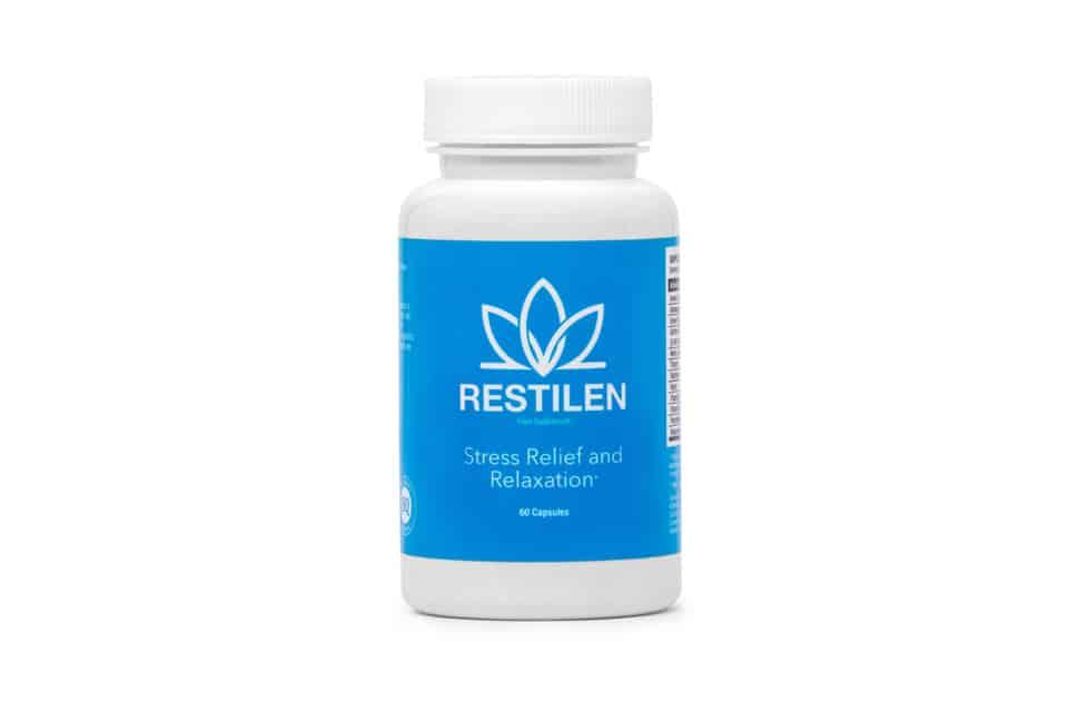 Restilen のアダプトゲン、ストレス救済の丸薬