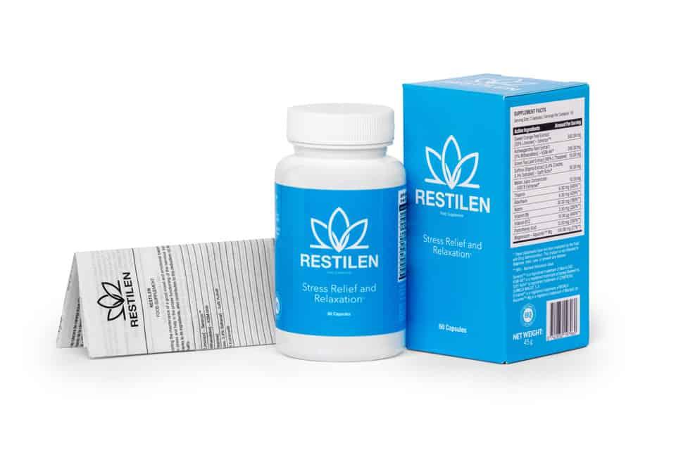 Restilenは疲労とストレスのためのアダプトゲンです。