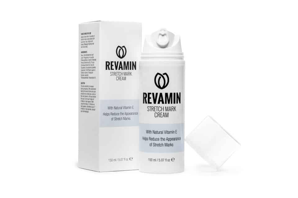 Revamin Stretch Mark ストレッチマーククリーム