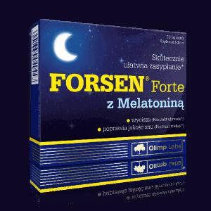 Forsen Forteとメラトニン