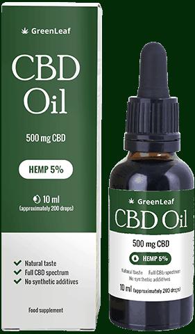 greenleaf cbd oil