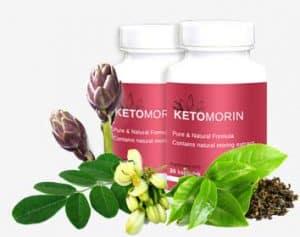 Ketomorin痩身錠