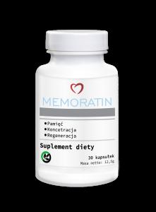 記憶力と集中力を高めるサプリメント「Memoratin