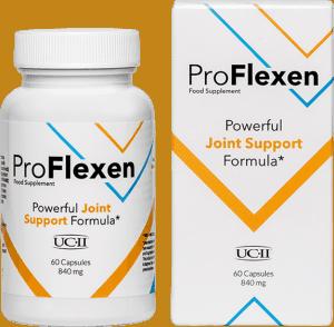 ProFlexenは関節の準備に最適