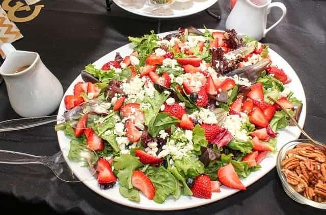 青菜サラダ