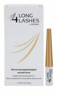 Long 4 Lashes Eyebrow 眉毛成長促進美容液